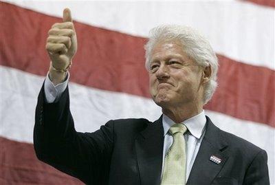 Bill Clinton 2008