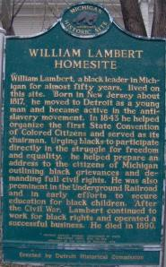 William Lambert Marker