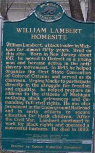 William Lambert Marker