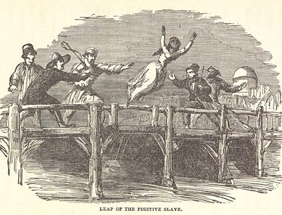 The anti fugitive slave law