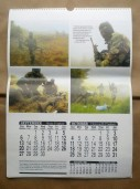 Provisional Irish Republican Army Calendar, 1990s.