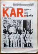 'International KAR', Organization of Iranian Peoples' Fedaian - Majority, London, 1983. 'Forward to the Establishment of the Working Class Party'.