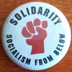 Solidarity: a socialist-feminist, anti-racist organization, Detroit, 2002.